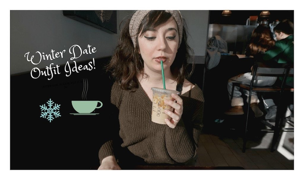 My Go-To Winter Date Outfits   5 Date Night OOTD Ideas!
