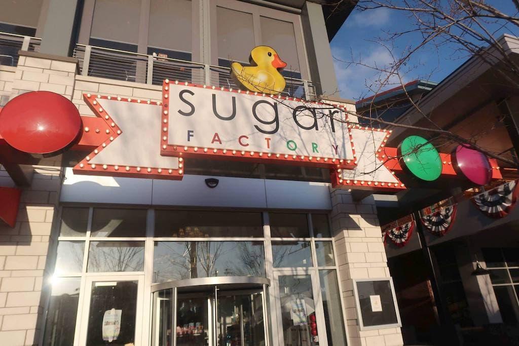 sugar factory restaurant