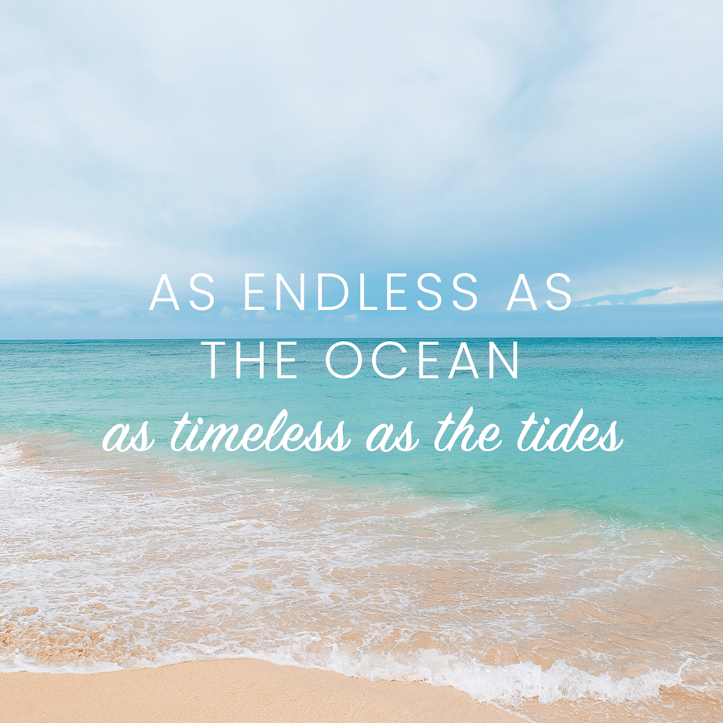 Ocean quote about summer