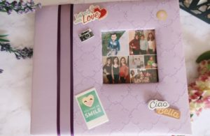 July Favorites - Nonna's scrapbook.