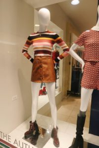 Trendy retail stores - Forever 21