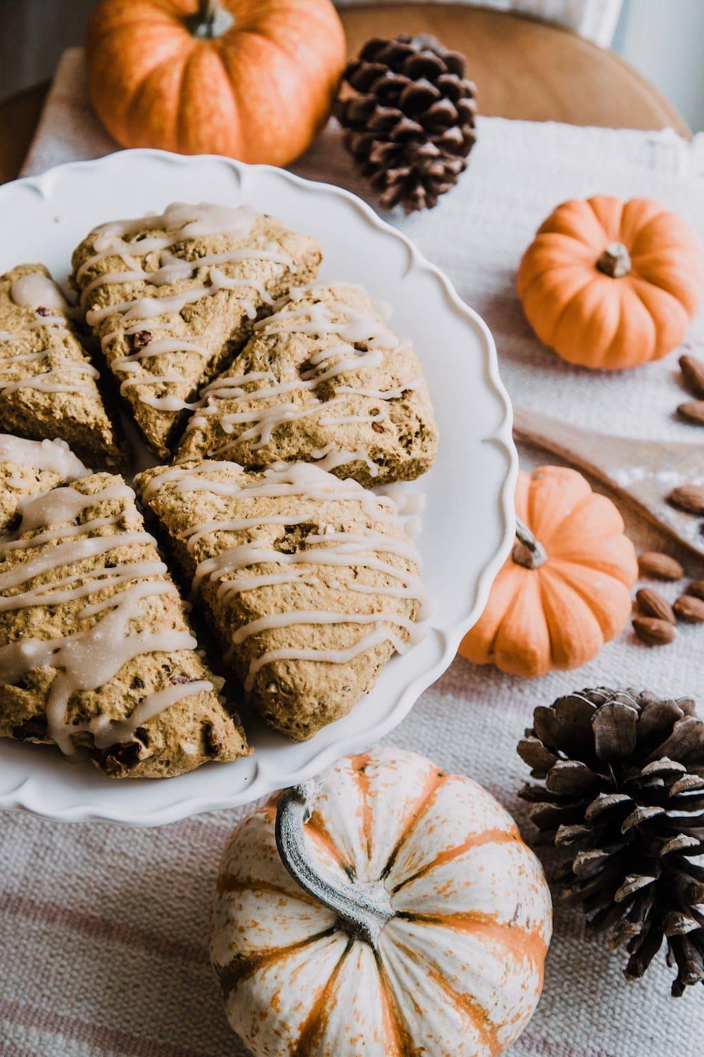 staycation ideas: bake fall sweet treats