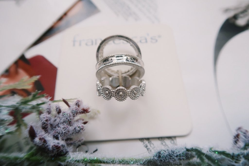 Ring Set from Francesca's