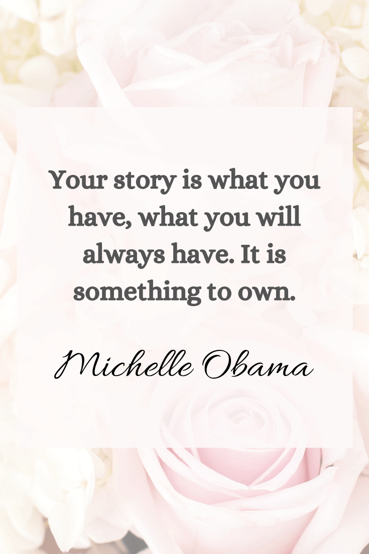 Quote -- Michelle Obama