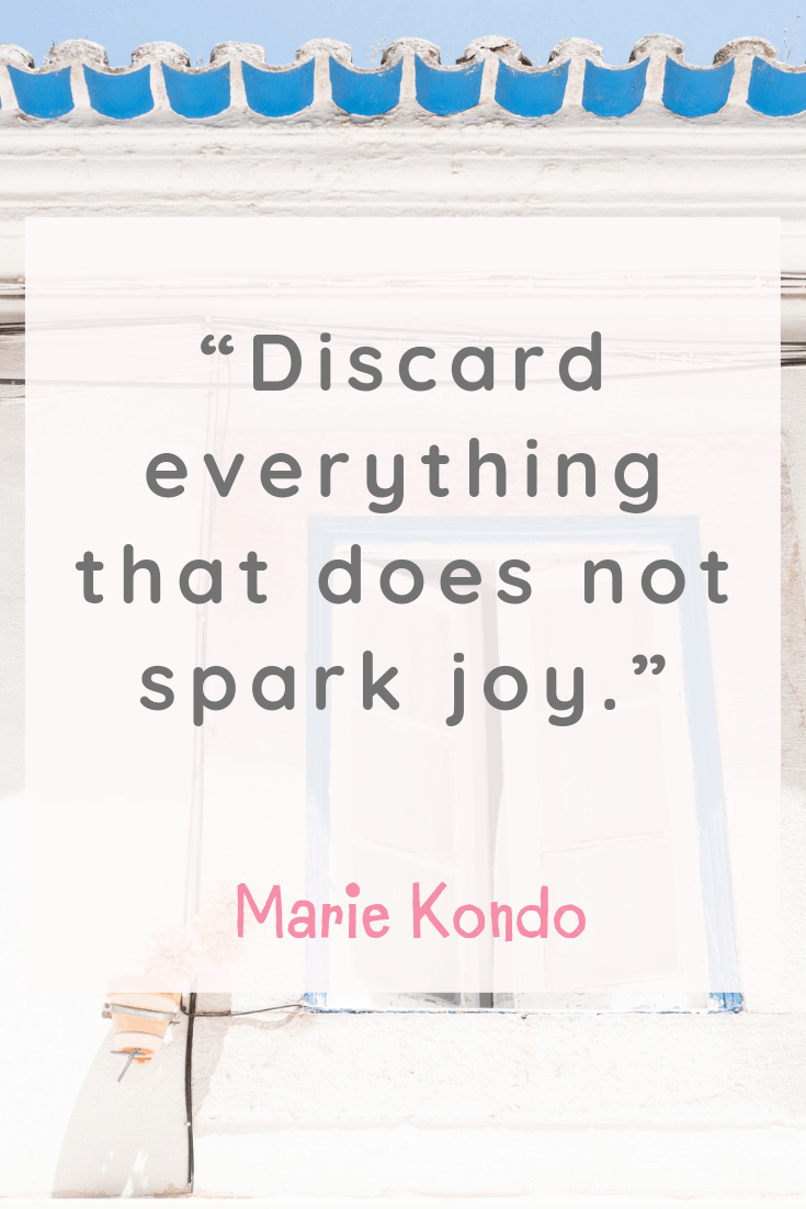 Marie Kondo Inspirational Quotes about Happiness