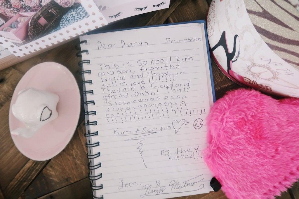 Diary Entry 04-08-2005