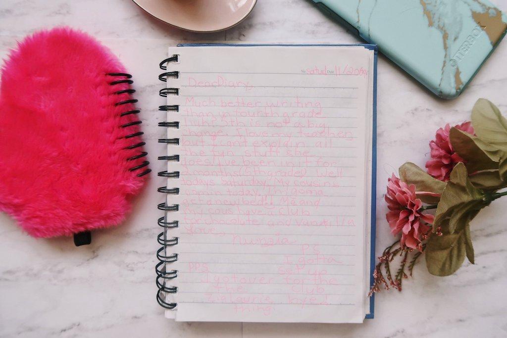 Diary Entries 11-20-2004