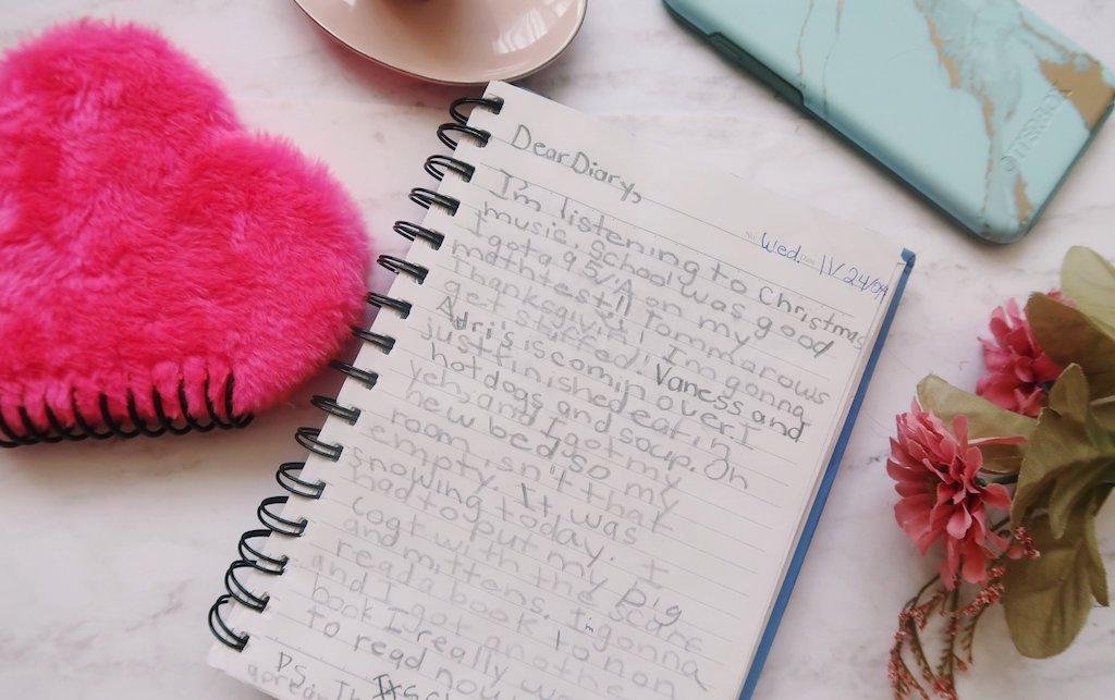 Diary Entries 11-24-2004
