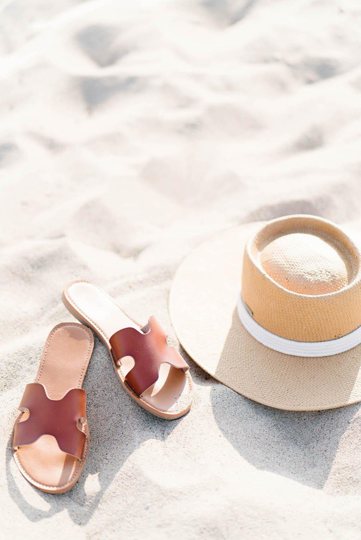 Mental health day, visit the beach.