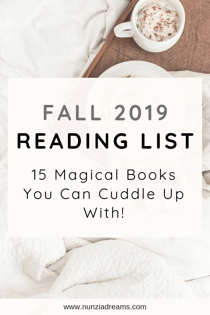 Fall Reading List | 15 Magical Books to Cuddle Up With!