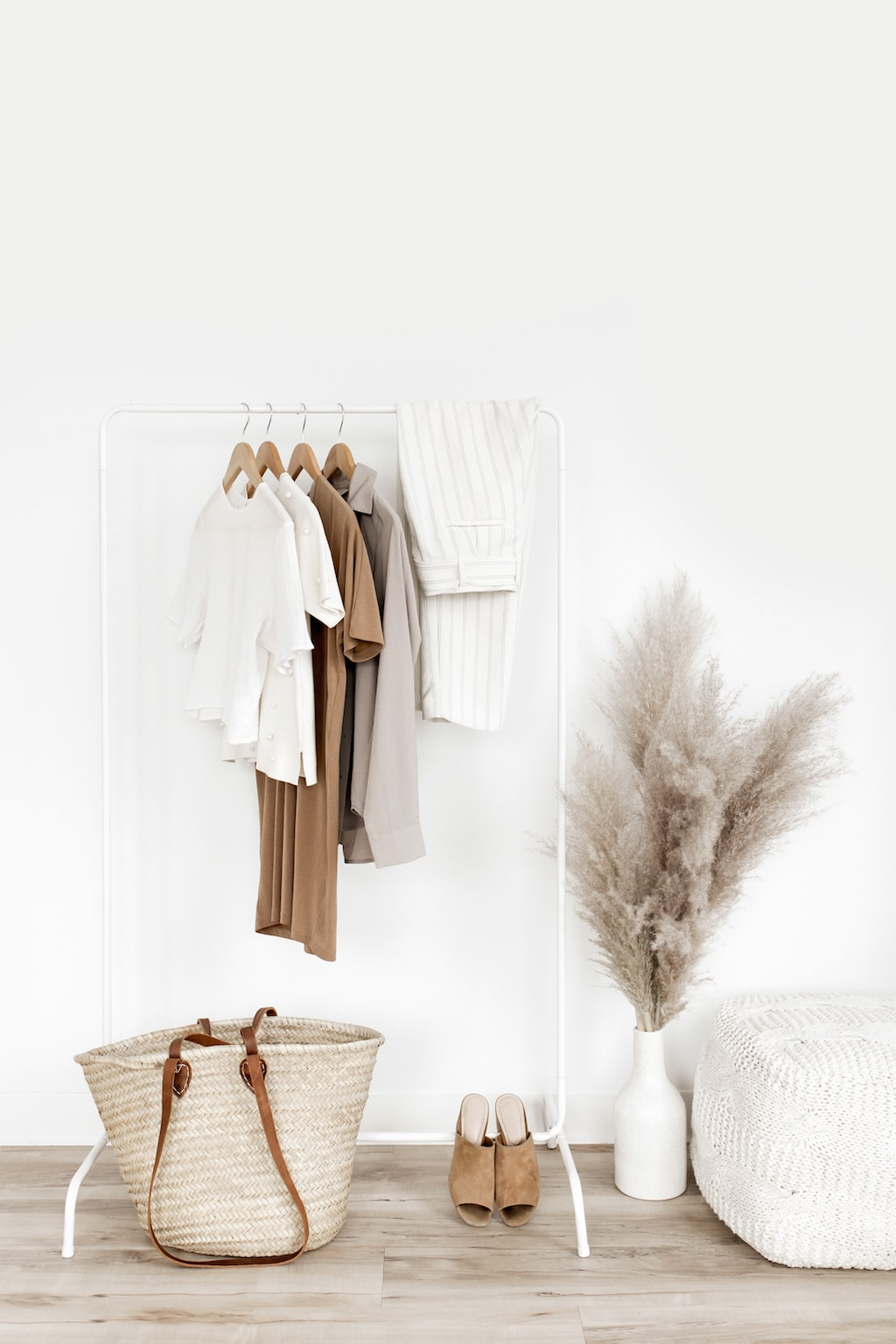 closet and accessories