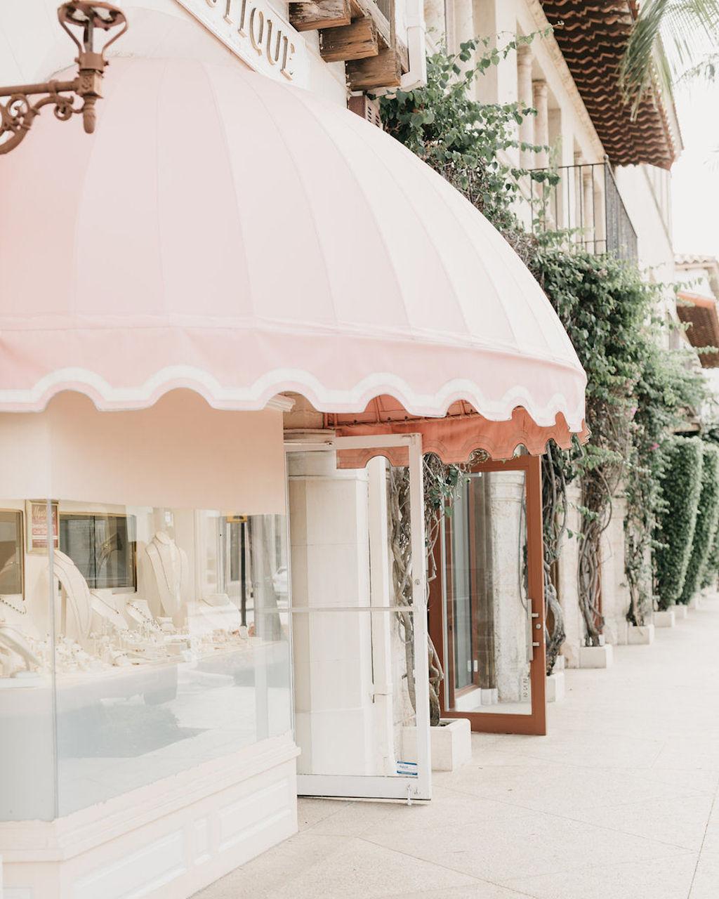 pastel shops