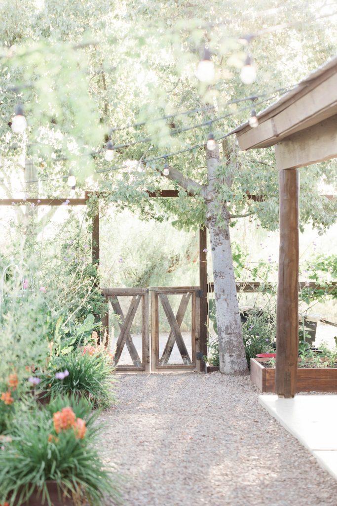 Greenery Calming Garden | Spring Bucket List